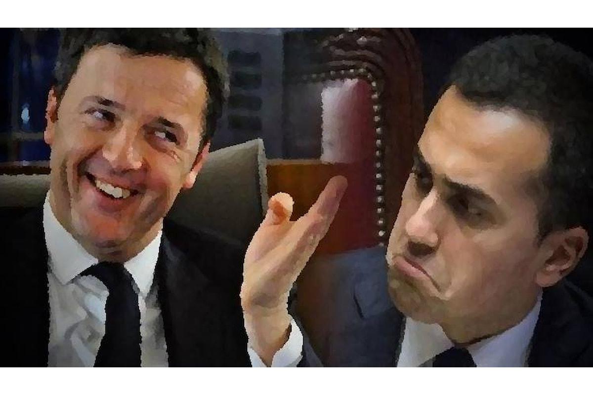 Il post Di Maio uno spot per Renzi, così la politica ai tempi del cambiamento