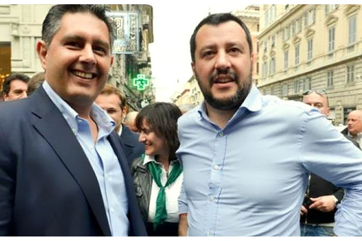 La Lega e il centrodestra si intestano la titolarità della ricostruzione del nuovo ponte sul Polcevera