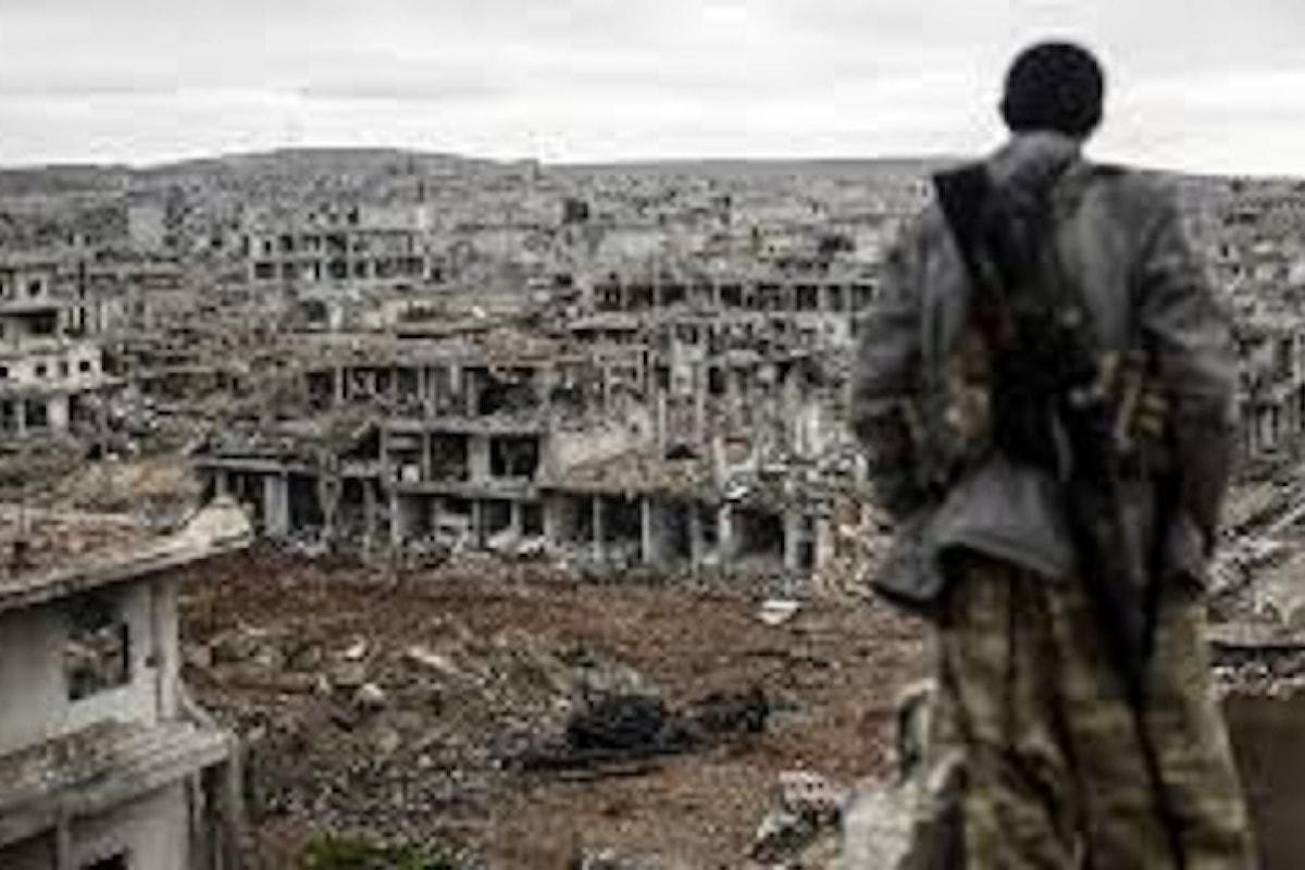 Attacco chimico in Siria, arriva conferma dall'Organizzazione Mondiale della Sanità