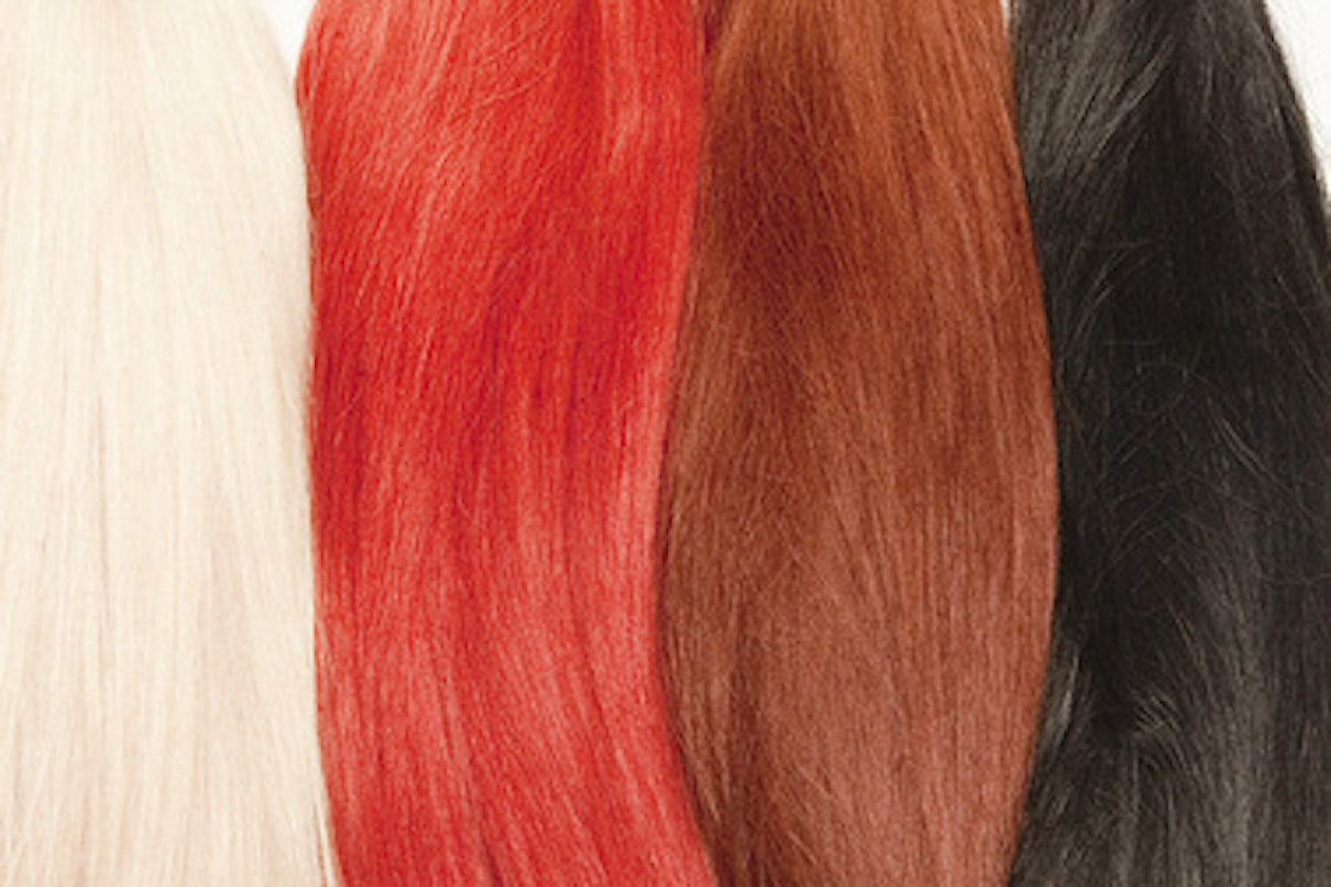 I capelli e le loro esigenze in base al loro colore