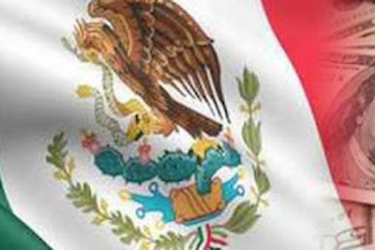 Valute: peso messicano sempre più giù dopo le sparate di Trump