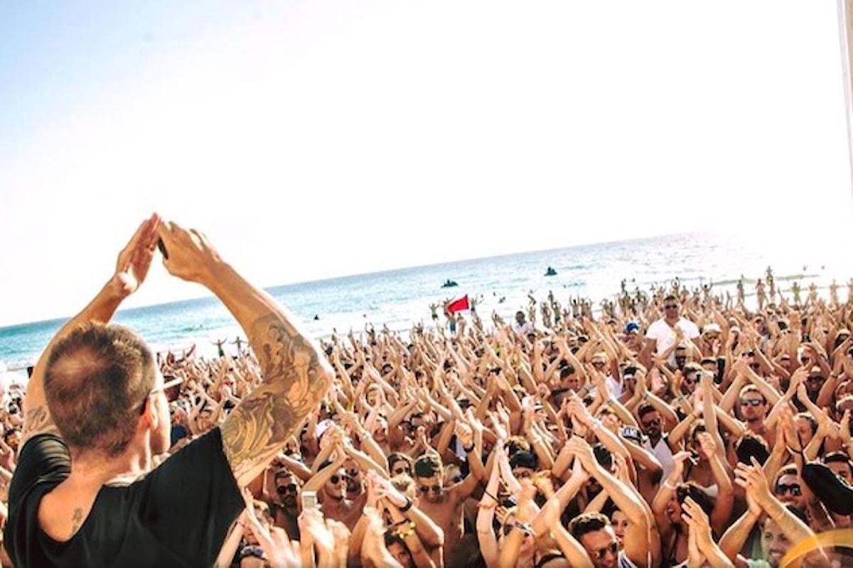 17 settembre., Samsara Beach: The Last Beach Party, a Gallipoli e a Riccione