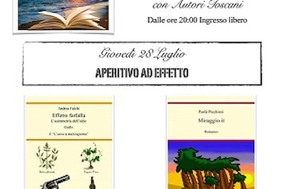 Aperitivo ad effetto - Un libro al tramonto (Viareggio)
