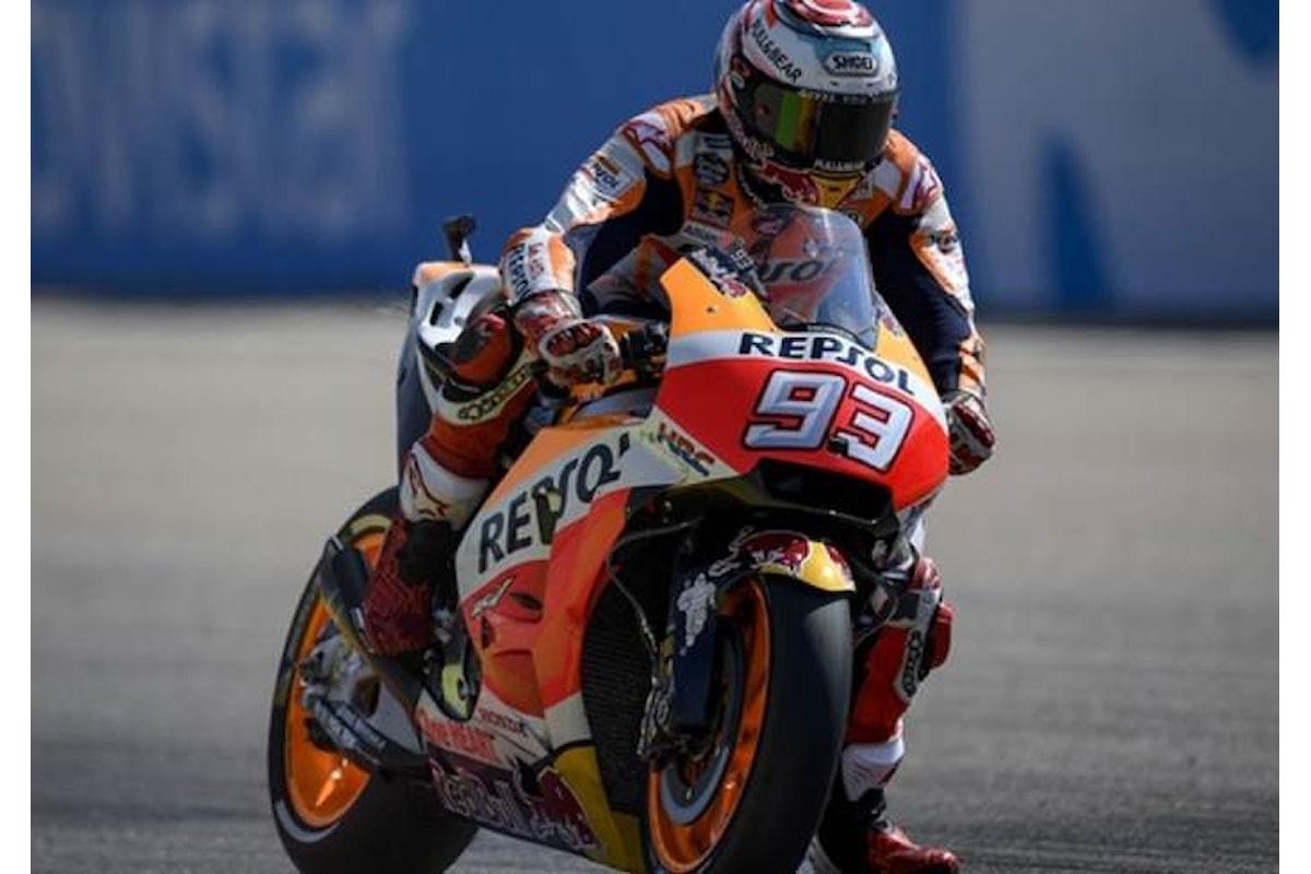 La MotoGP riparte dalla Spagna, domenica si corre nel MotorLand di Aragon