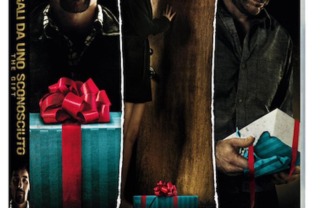 Brividi estivi: il DVD di Regali da uno sconosciuto - The Gift