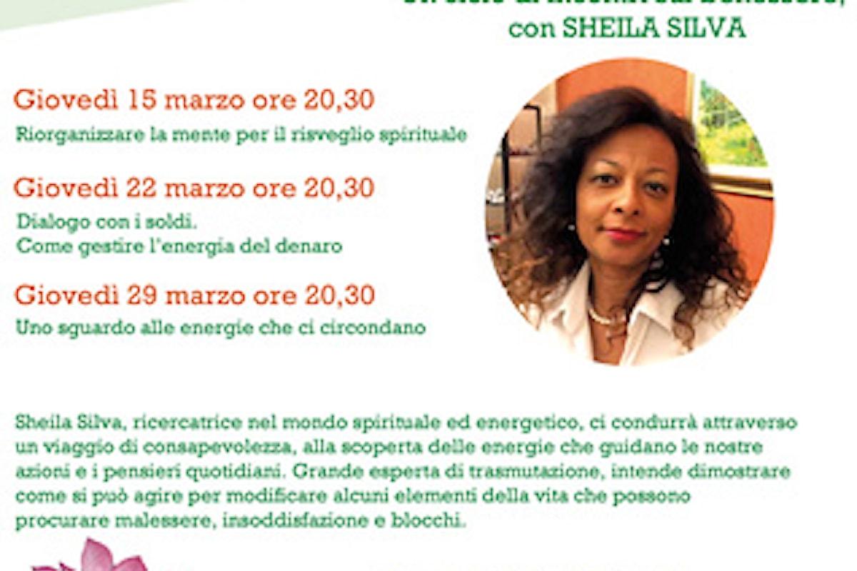 Benessere e salute con Sheila Silva