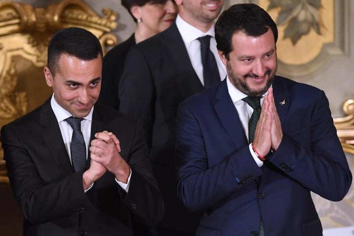 Per Di Maio e Salvini, tra il dire e il fare c'è di mezzo il... bilancio