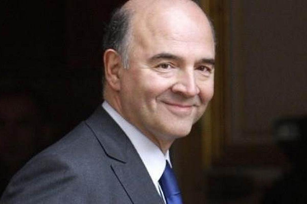 In un'intervista, Moscovici anticipa il prossimo scontro sul bilancio tra Italia e Ue