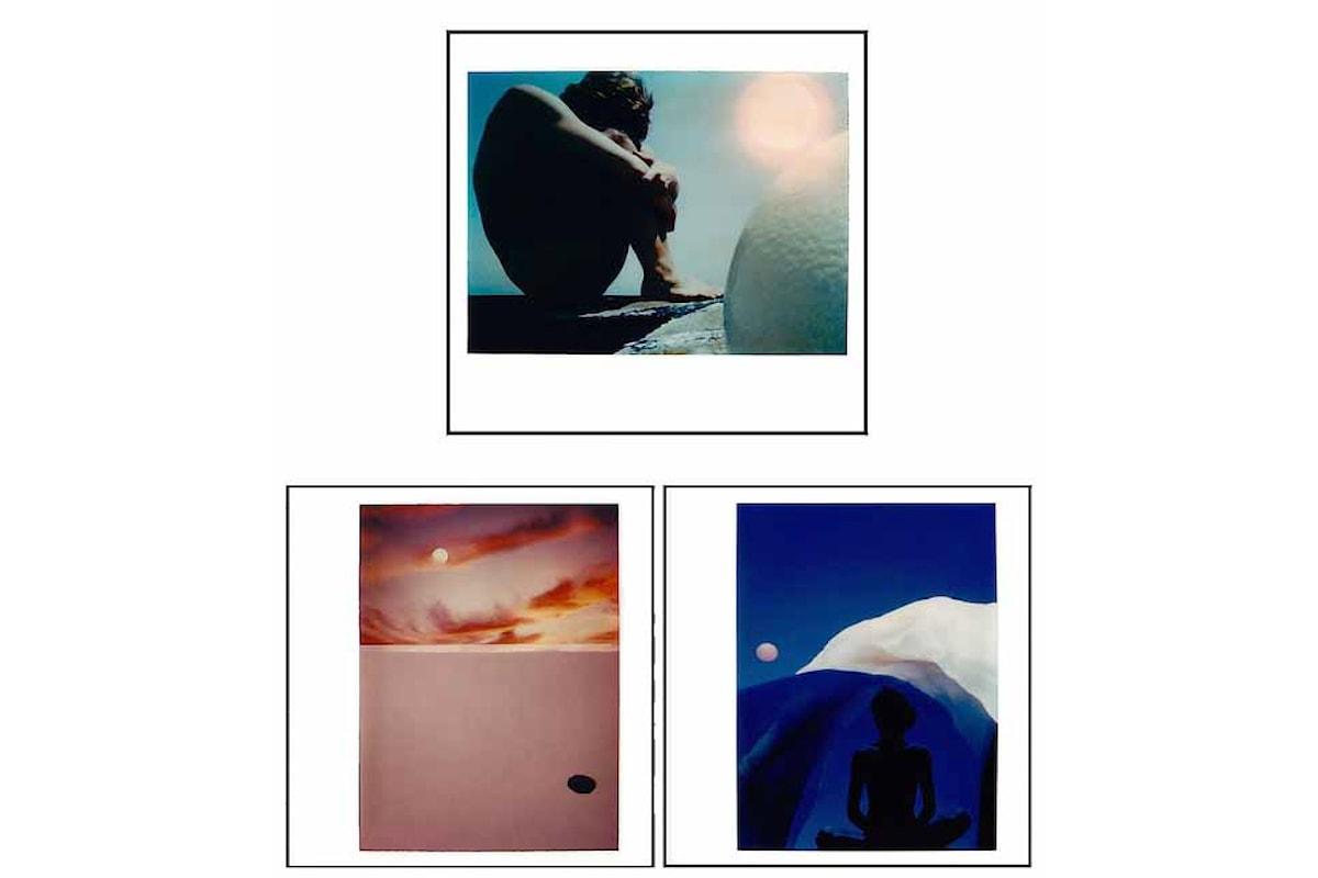 Augusto De Luca è l'unico che ha fatto ricerche fotografiche su Kodak Instant anni '80