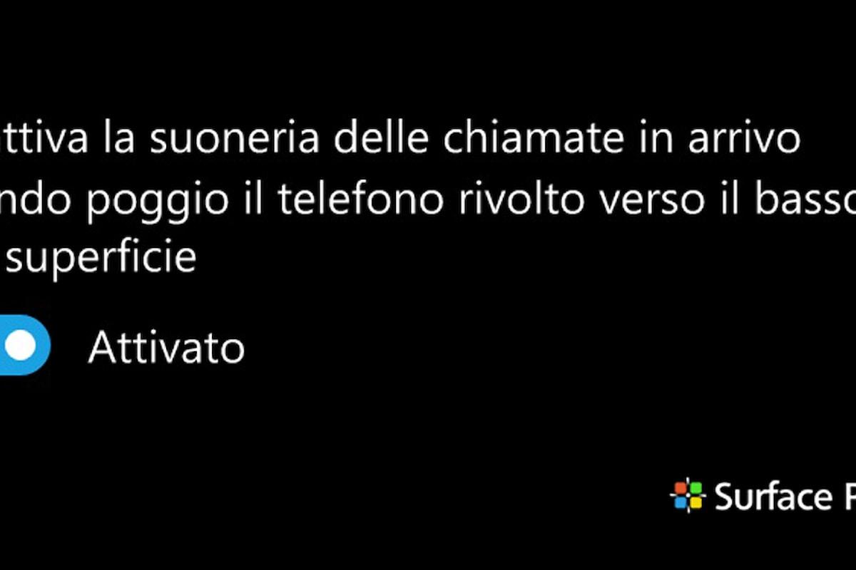 Gesture & Touch si aggiorna su Windows 10 mobile introducendo una novità   Surface Phone Italia