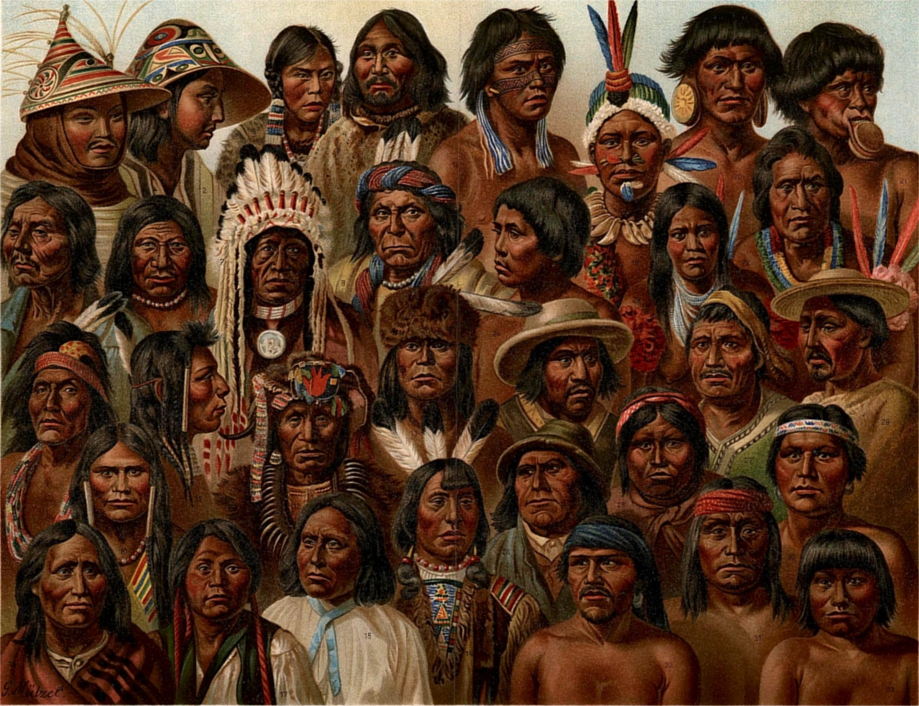 Così gli europei annientarono i nativi americani