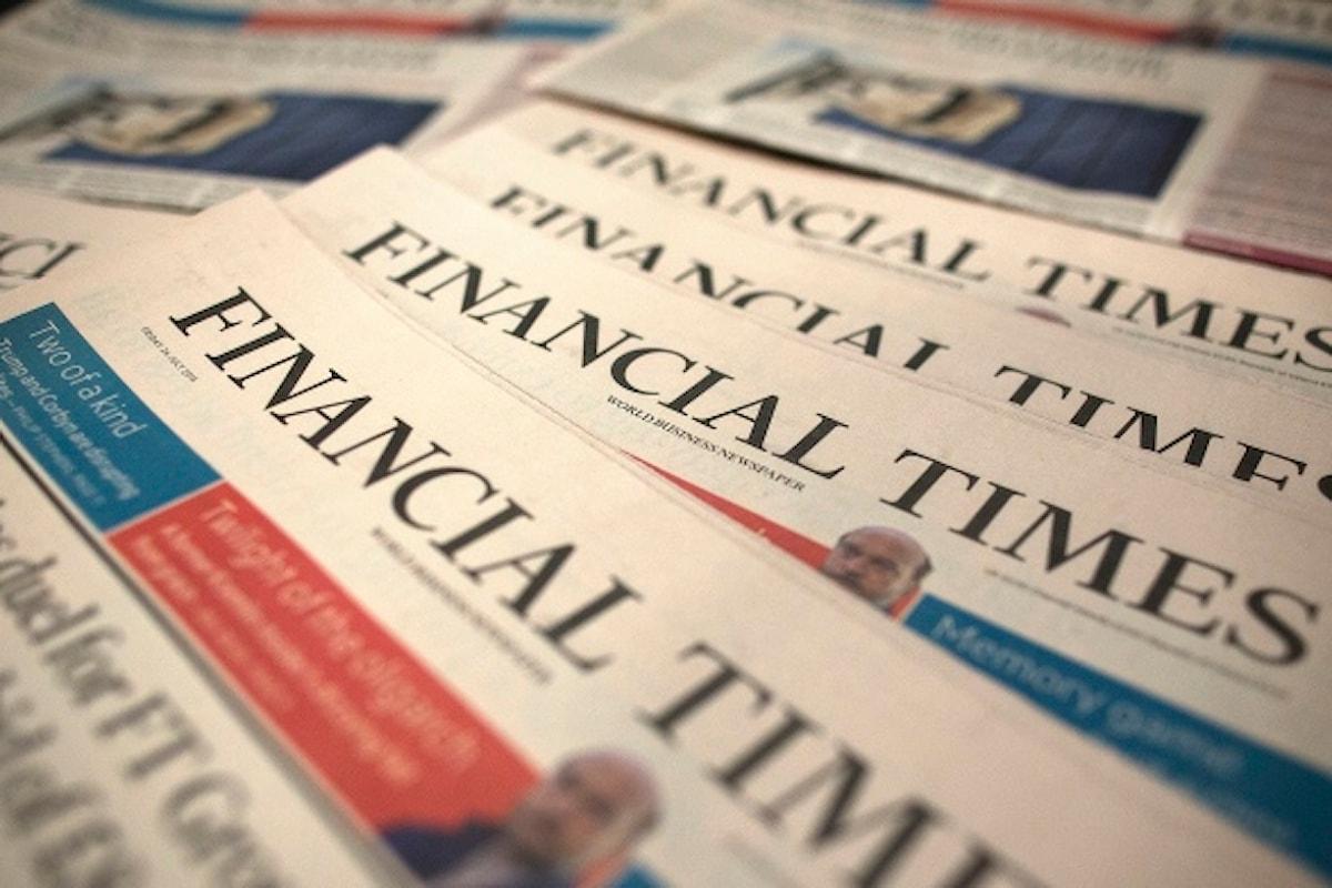 La non smentita del Financial Times sull'inutilità delle riforme di Renzi