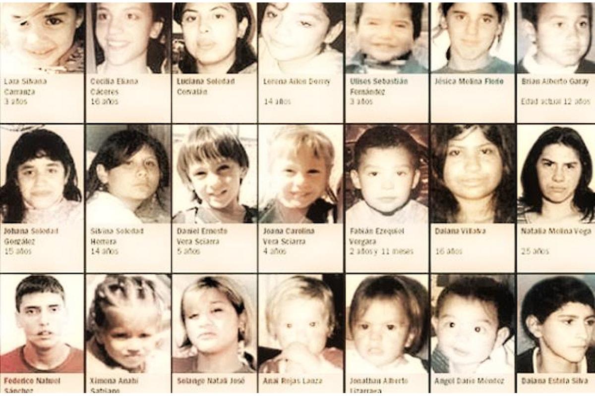 Sono 1,2 milioni le chiamate in tutta Europa per i bambini scomparsi
