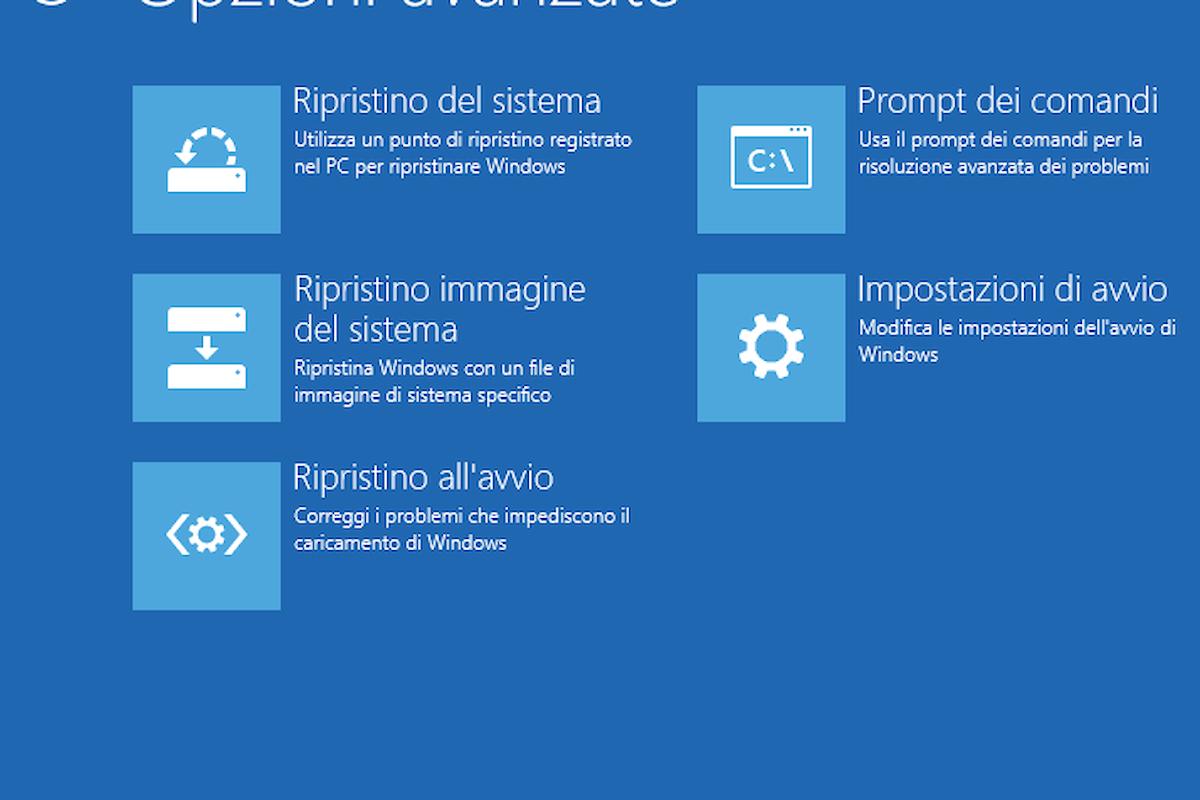 Windows 10: modalità provvisoria: come accedere