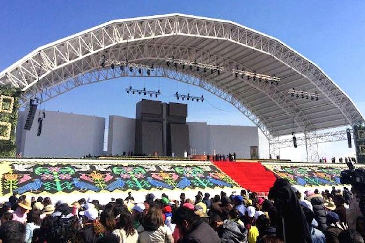 Ecatepec, la preoccupazione per il prossimo, per il pane e per la dignità nelle parole del Papa