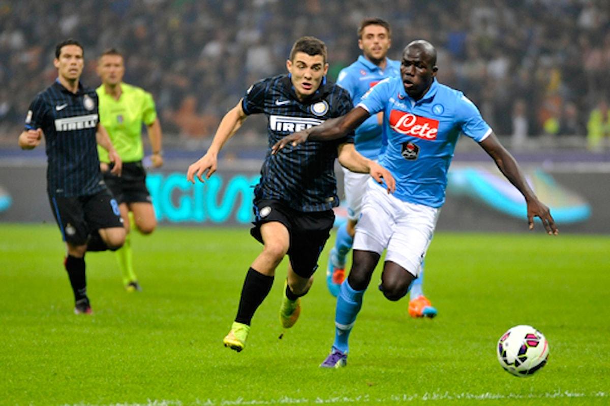 Su Napoli - Inter parla anche Sconcerti