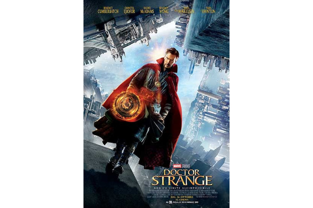 Recensione di Doctor Strange, al cinema uno dei migliori cinecomic Marvel di sempre
