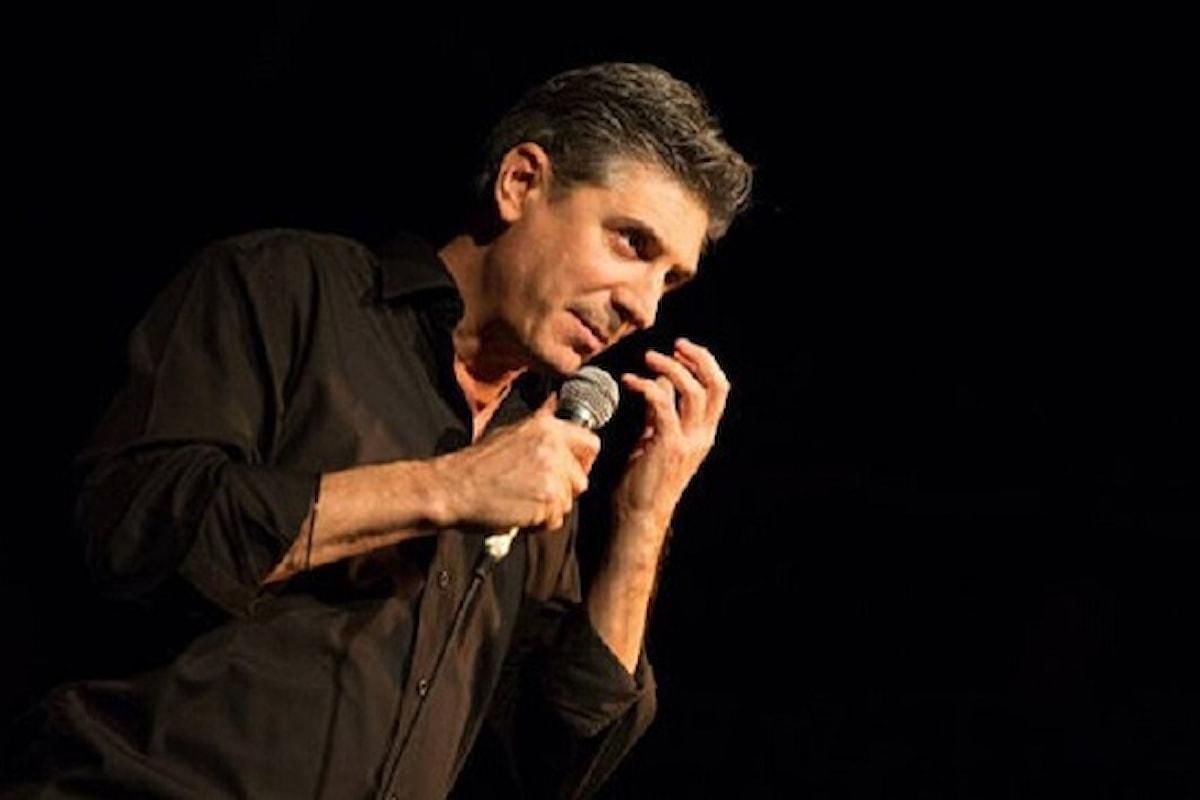 Per Teatri D'Arrembaggio, al Teatro del Lido, la stagione prosegue con Mauro Fratini ed altri grandi nomi