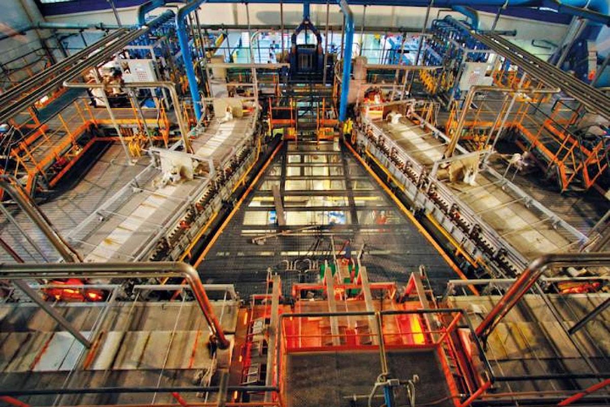 Aumenta a novembre 2016 la produzione industriale