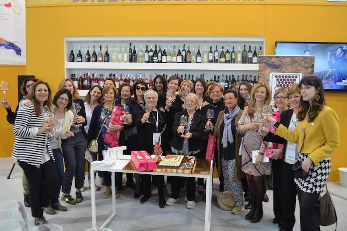 L'Associazione Le Donne del Vino e Eataly insieme per promuovere la cultura del bere... bene