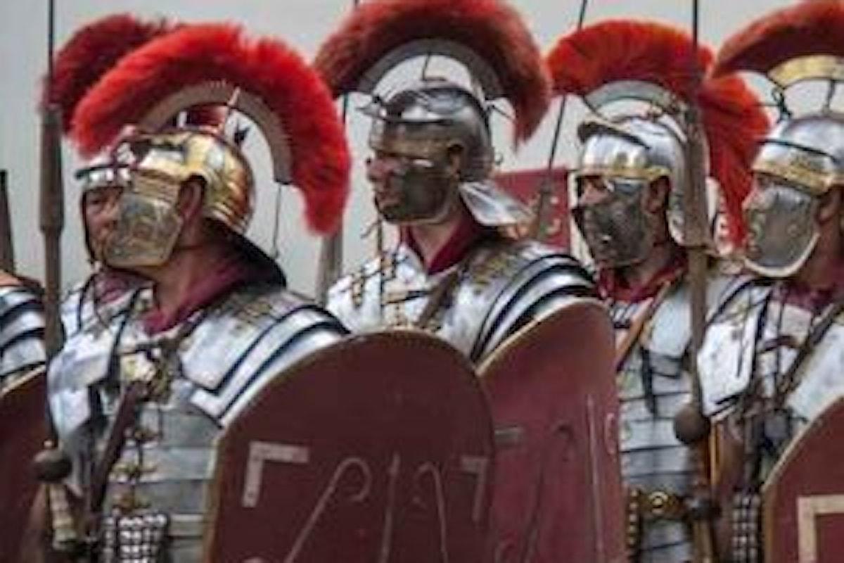 Questi erano i colori piú amati dagli antichi romani