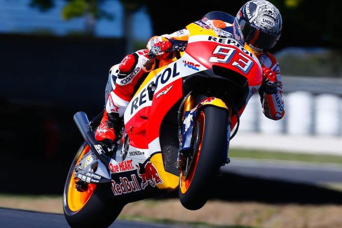 MotoGP 2018, è di Marquez la pole del gran Premio d'Austria