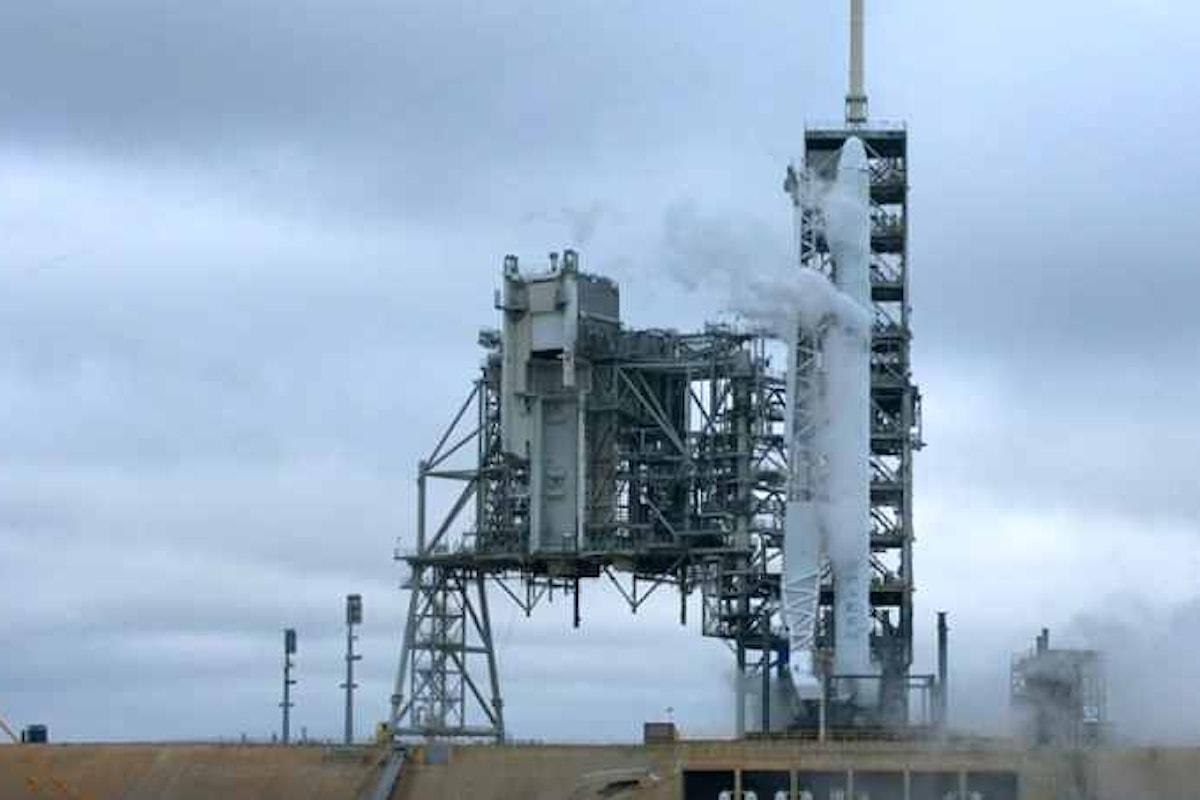 È stato un successo per SpaceX il lancio del razzo Falcon 9 dal Kennedy Space Center