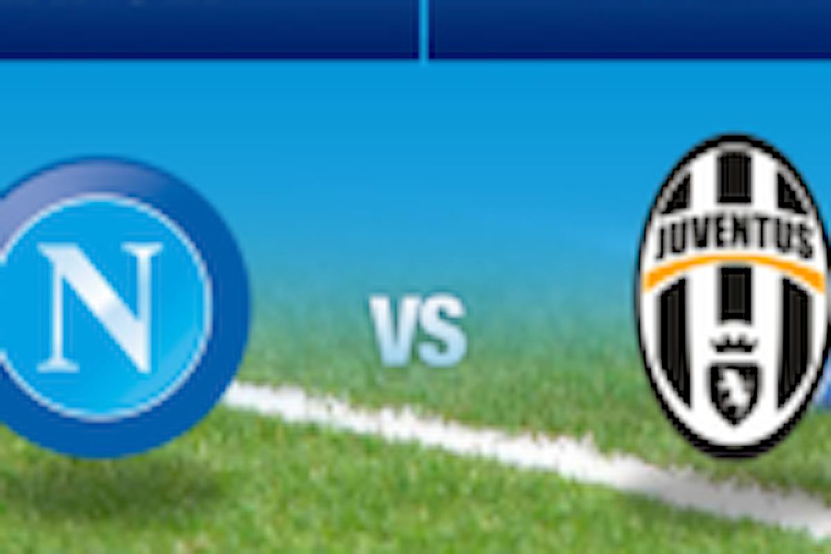 Napoli-Juventus: i numeri della Smorfia per la doppia sfida Serie A - Coppa Italia
