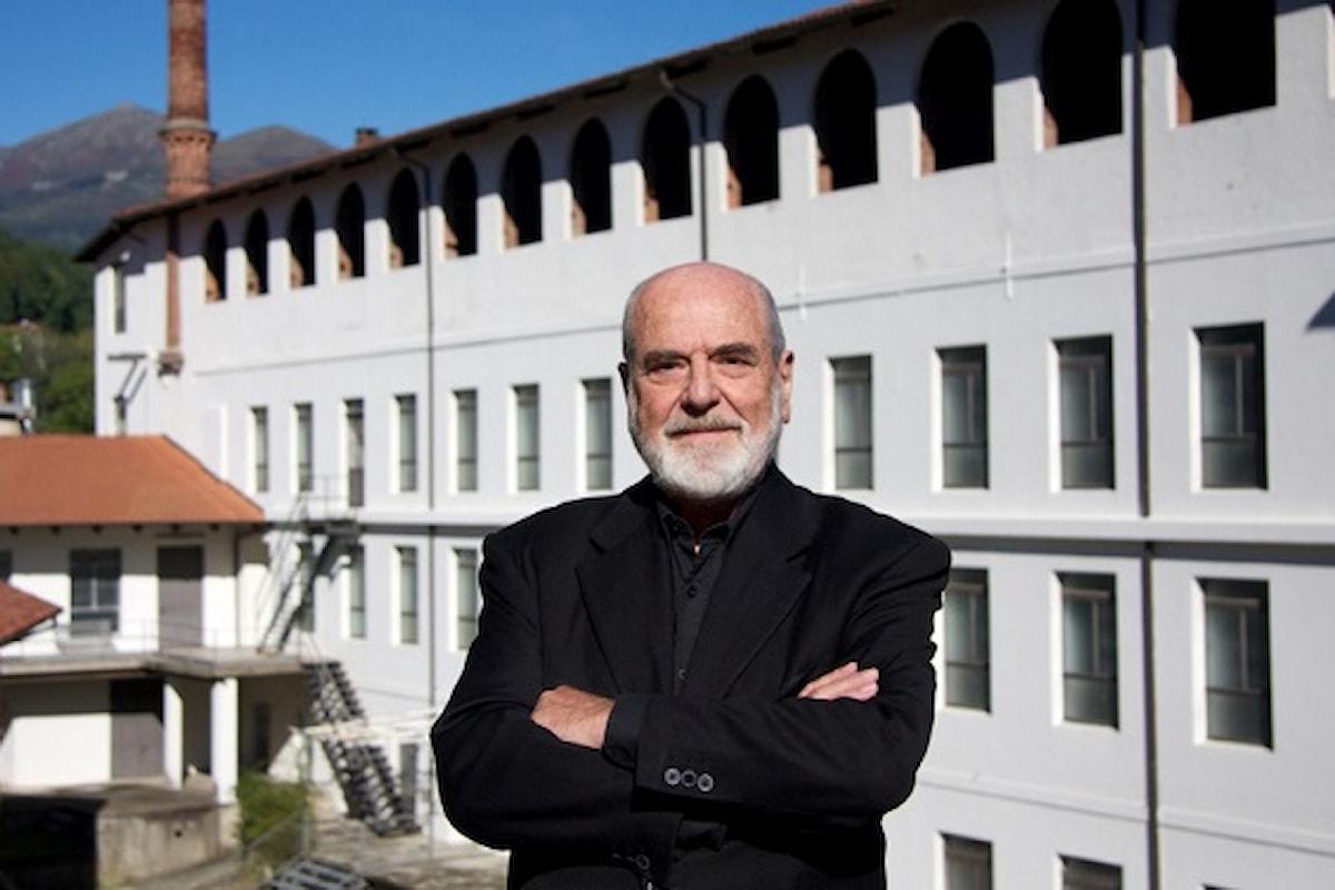 Michelangelo Pistoletto inaugura Diplomacy, VIII Festival della Diplomazia