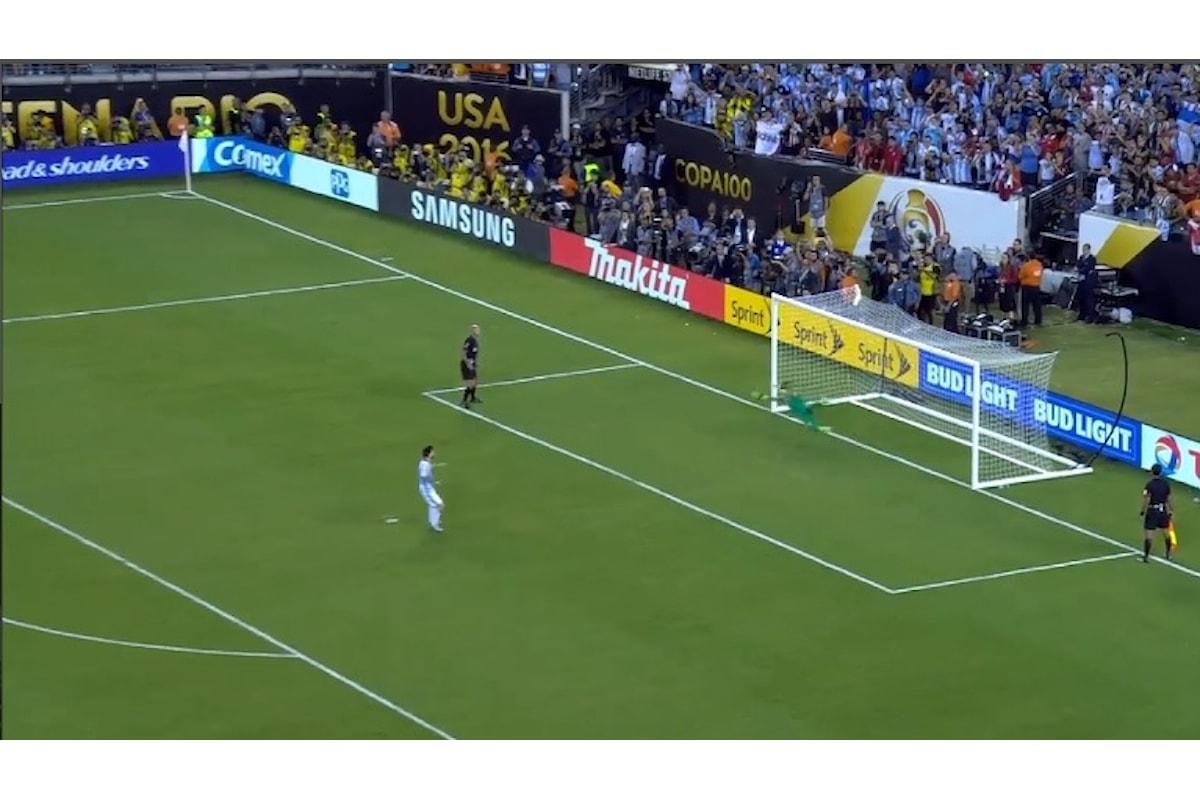 L'Argentina non sa più vincere le finali, il Cile concede il bis