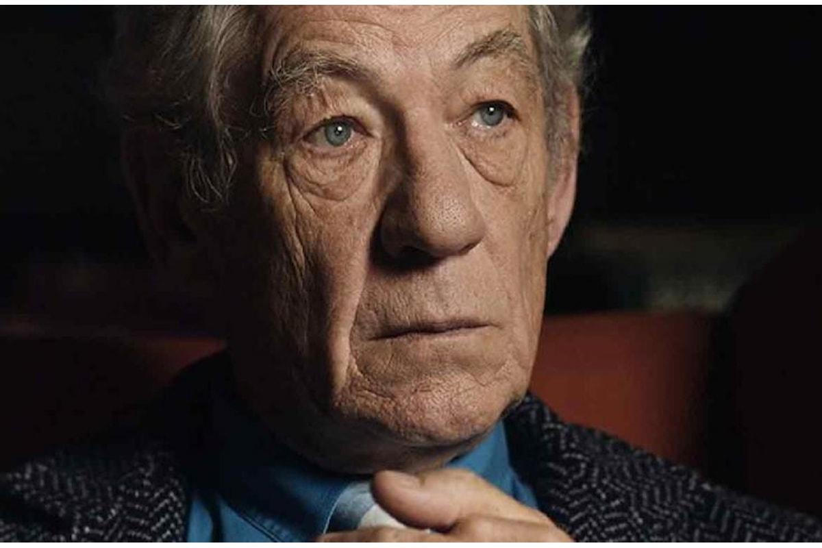 Incontro con Ian McKellen alla Festa del Cinema di Roma 2017