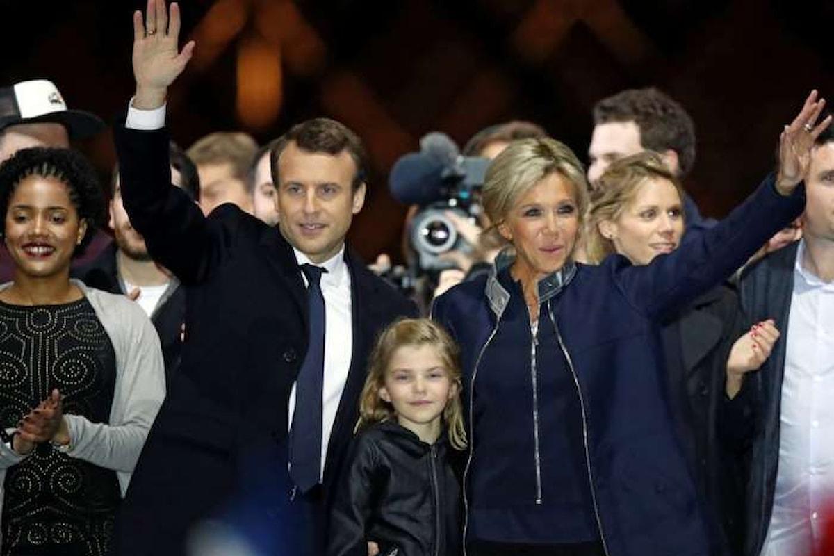 Uno spettro si aggira per l'Europa: lo spettro di Emanuel Macron