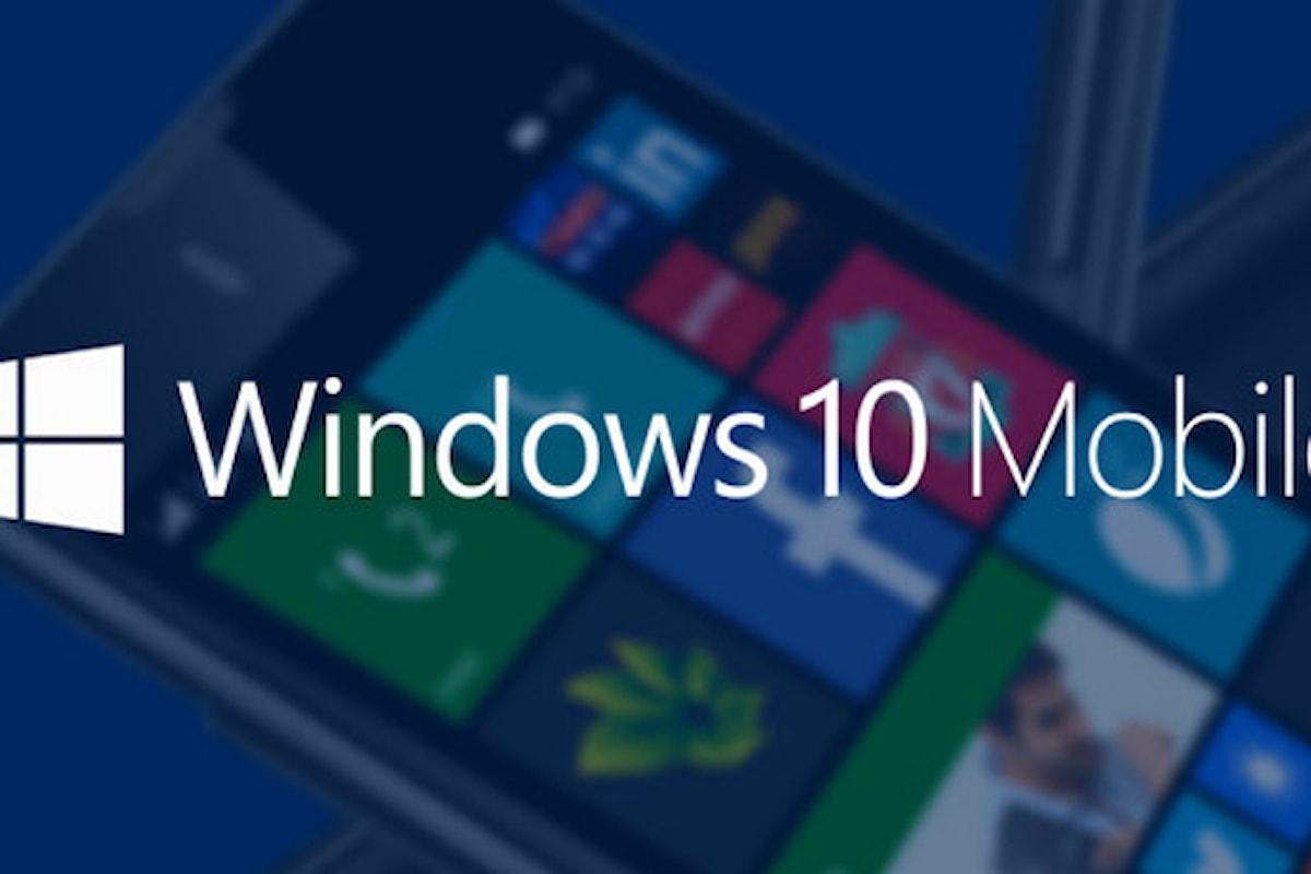 Windows 10 mobile sta lavorando ad una nuova Build | Surface Phone Italia