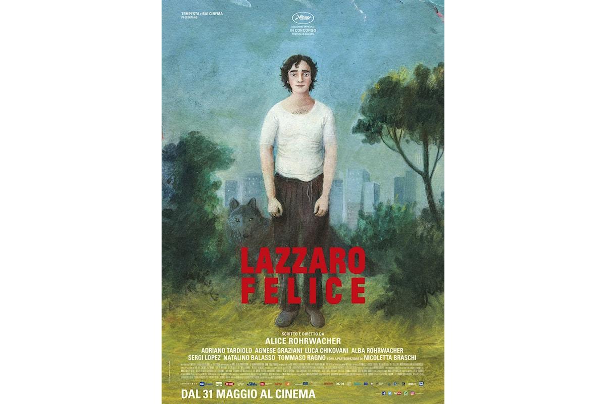 Cinema a Matera: Il Piccolo proietta Lazzaro felice