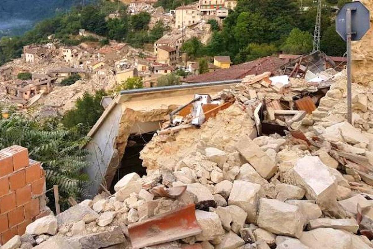 Terremoto nel reatino. Gli ultimi aggiornamenti al 29 agosto