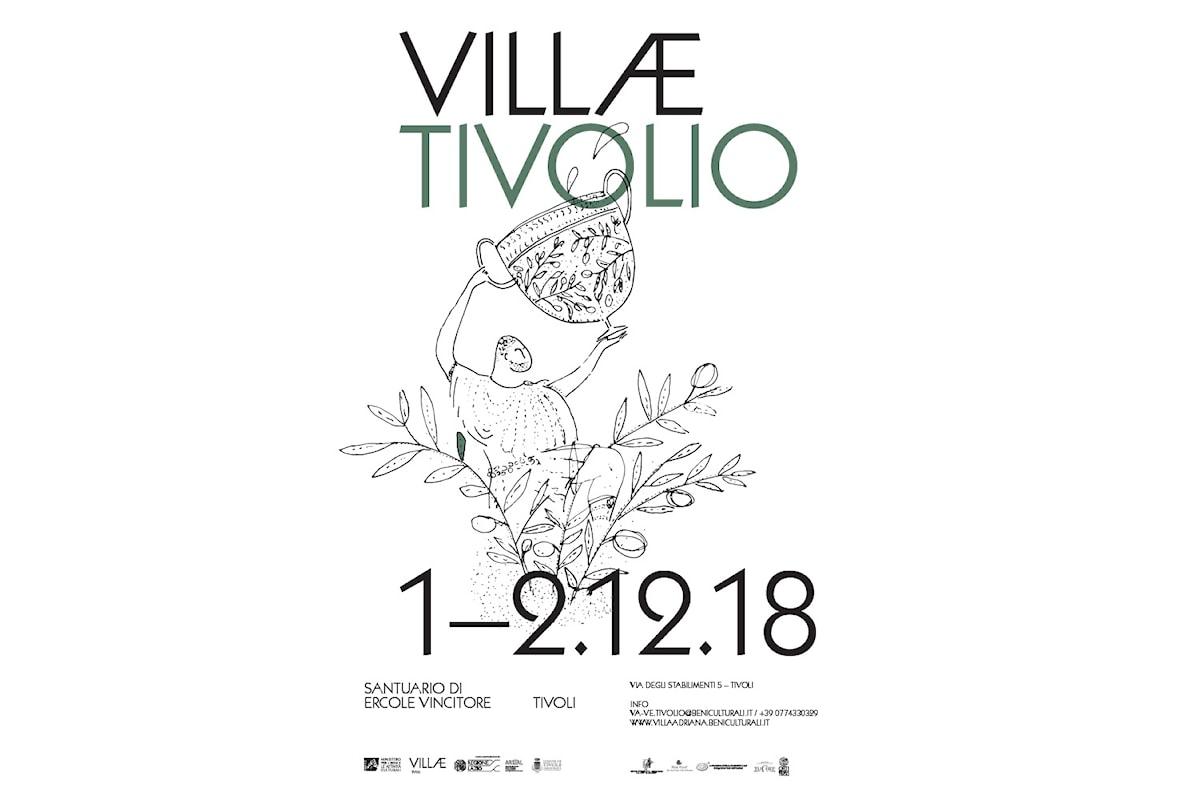 Villae Tivolio, i prodotti oleari vanno in scena a Tivoli