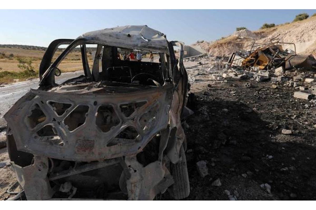 Dopo il nulla di fatto del vertice di Teheran, sabato sono ripresi i bombardamenti a Idlib