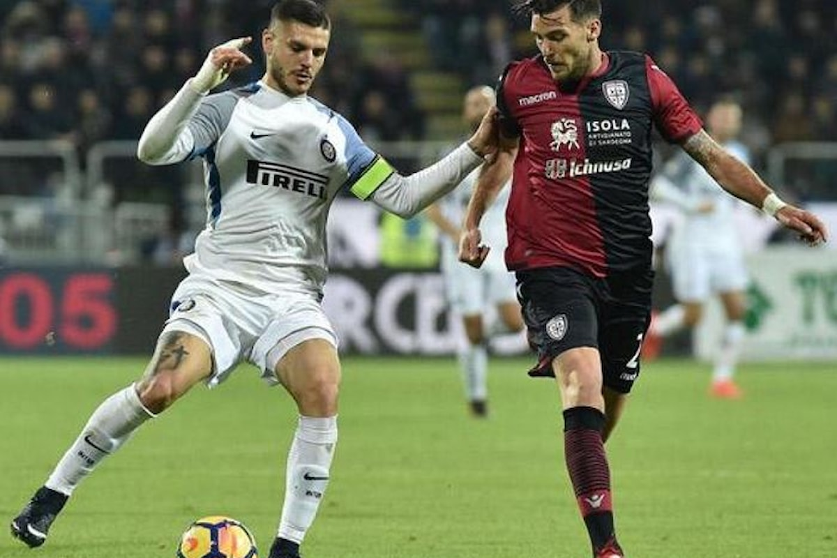 L'Inter vince 3-1 a Cagliari grazie ad Eupalla e Pairetto