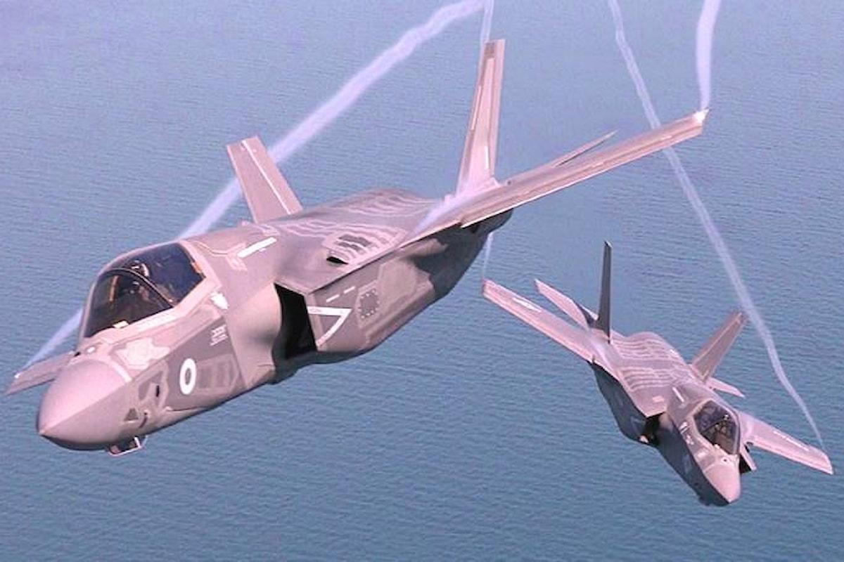E adesso per i 5 Stelle anche gli F35 non sarebbero più un problema