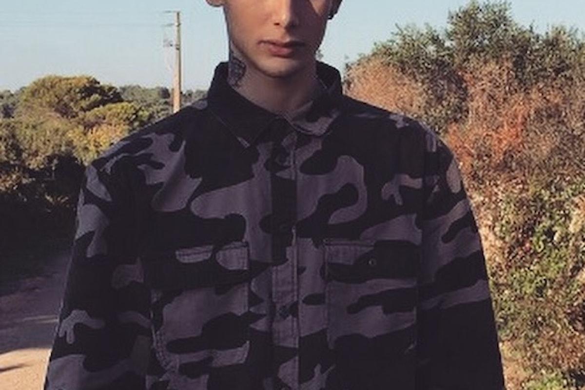 BASTA è il nuovo singolo del giovane rapper promettente Mistmenfly