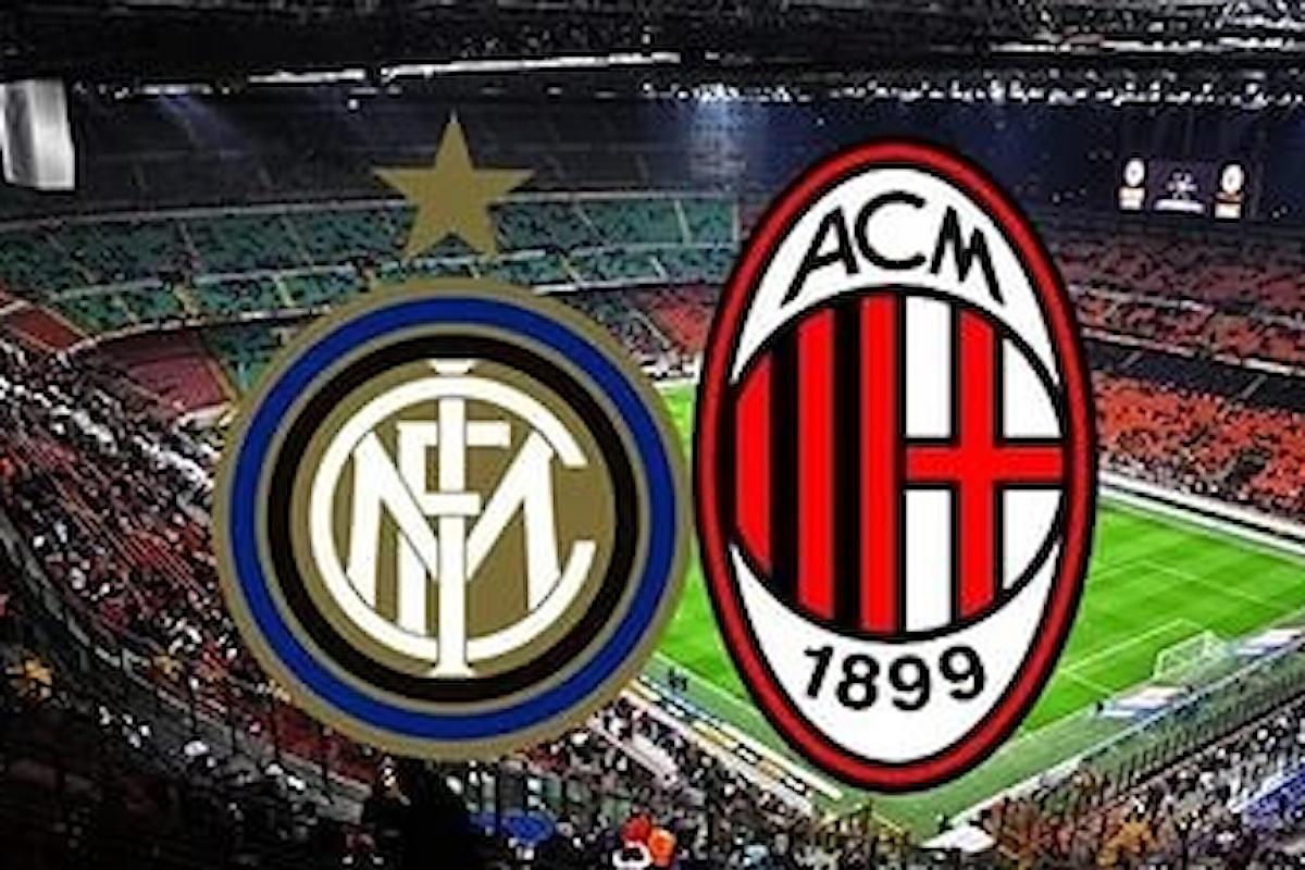 Inter-Milan il derby di Milano sarà una prerogativa cinese