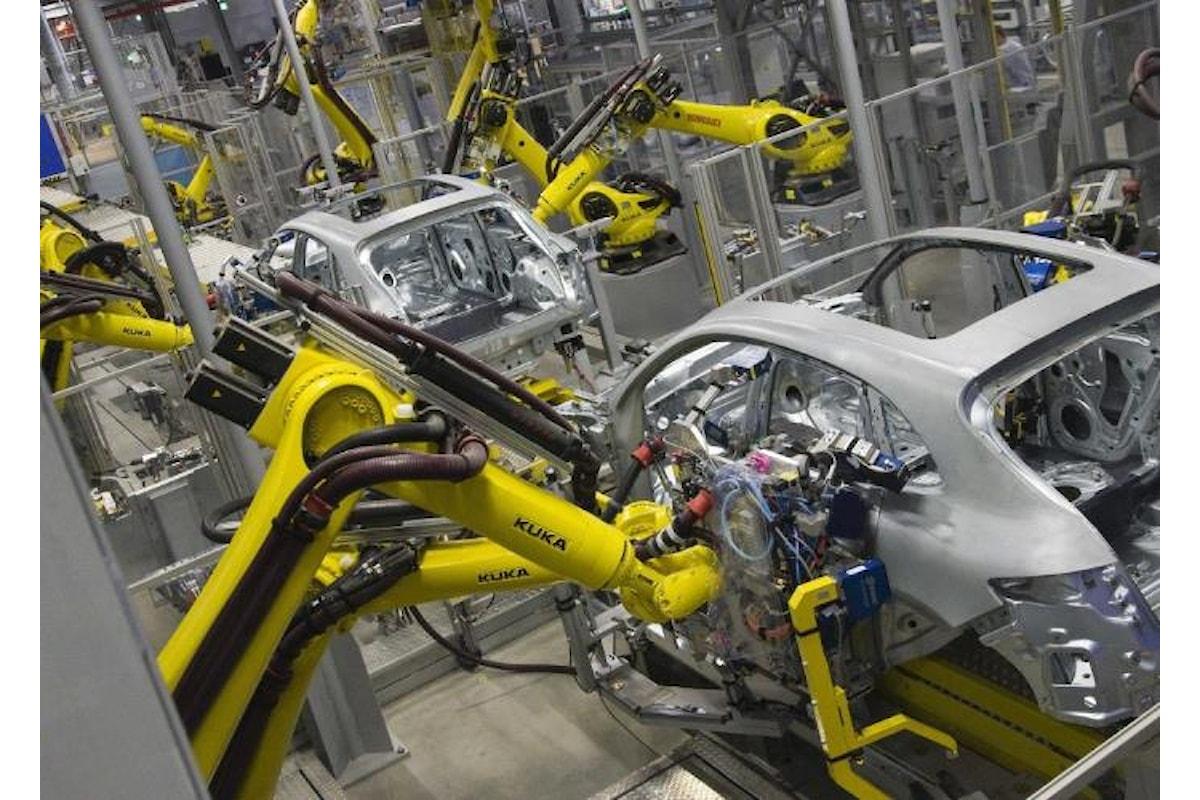Più che positivo il dato sulla produzione industriale a dicembre 2017