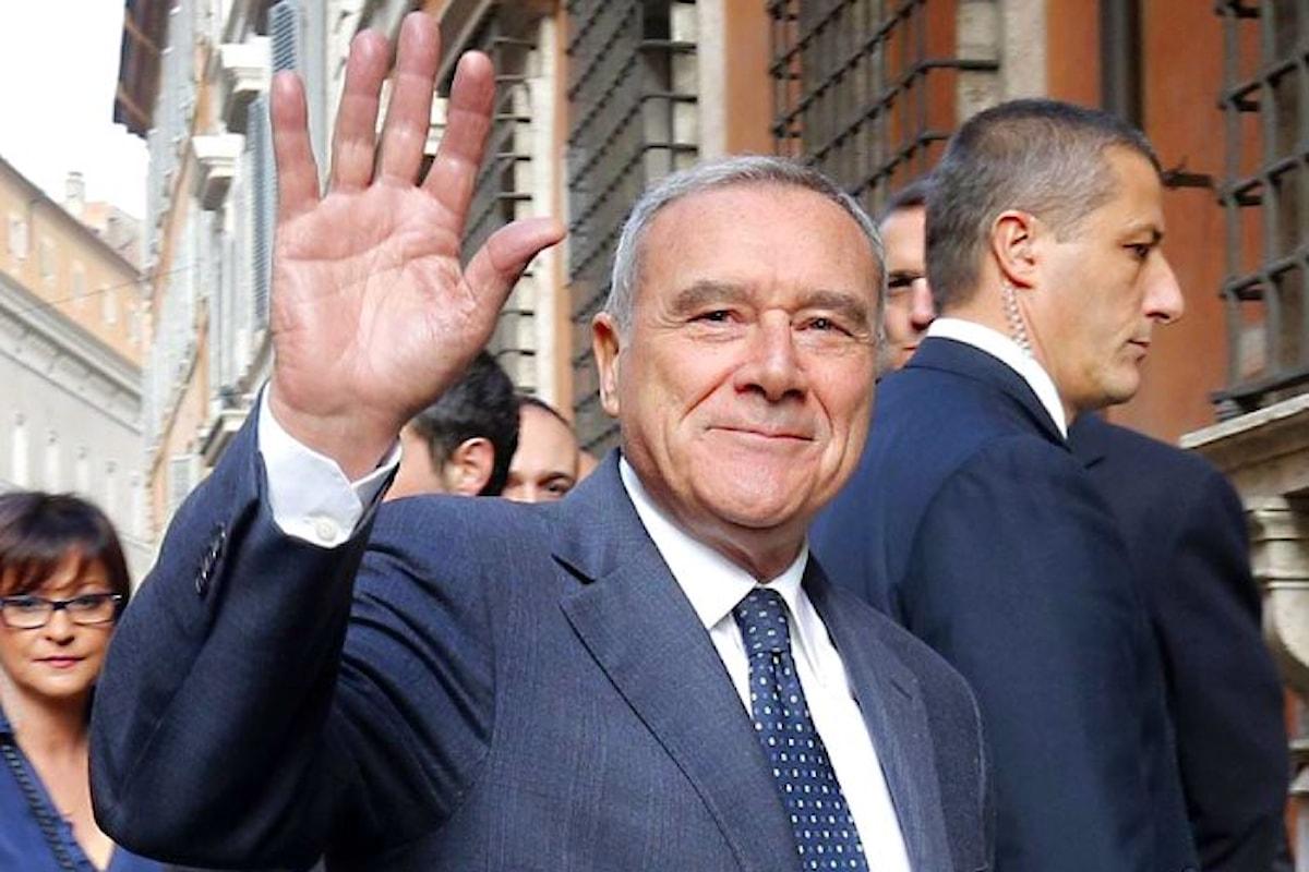 !Que viva el presidente! Pietro Grasso si dimette dal Gruppo PD al Senato