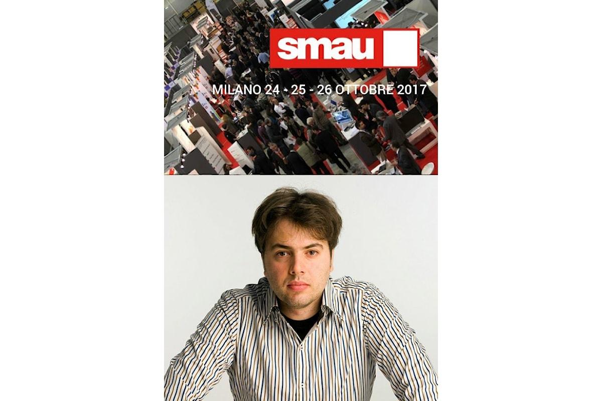SMAU, Giulio Gargiullo relatore su internazionalizzazione con news digitali