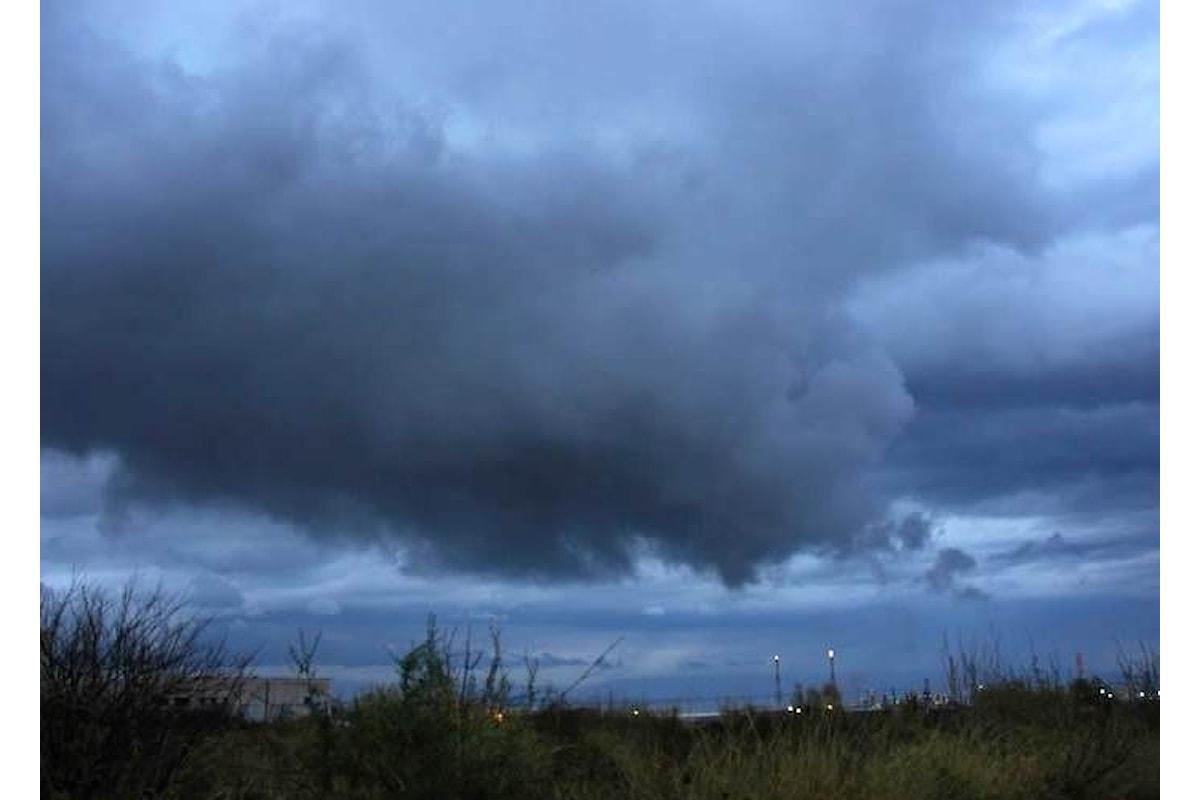 Forte maltempo fino a lunedì nell'Italia centro-settentrionale, con rischio di alluvioni e frane