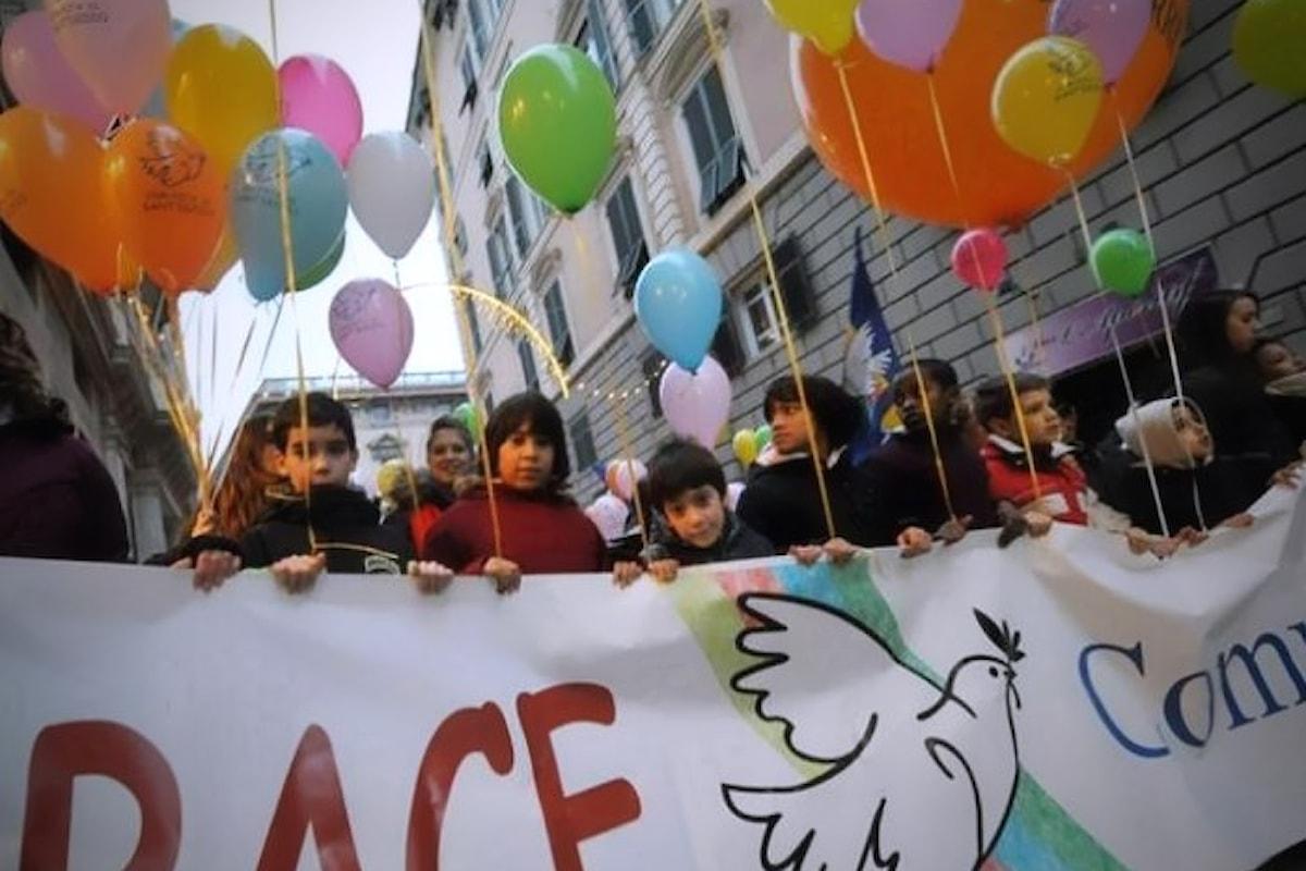 1 gennaio 2018, la Giornata Mondiale della Pace dedicata a migranti e rifugiati