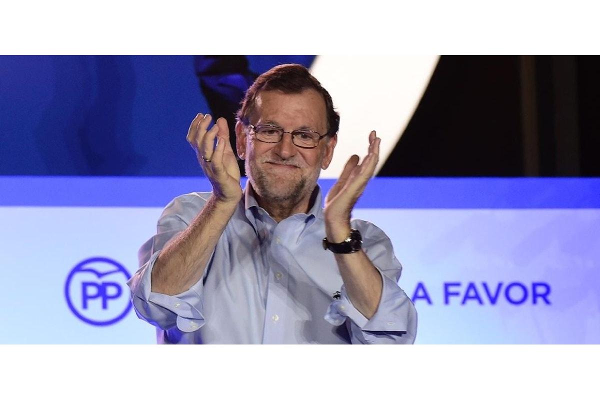 Spagna, le urne premiano ancora Rajoy; niente sorpasso per Podemos