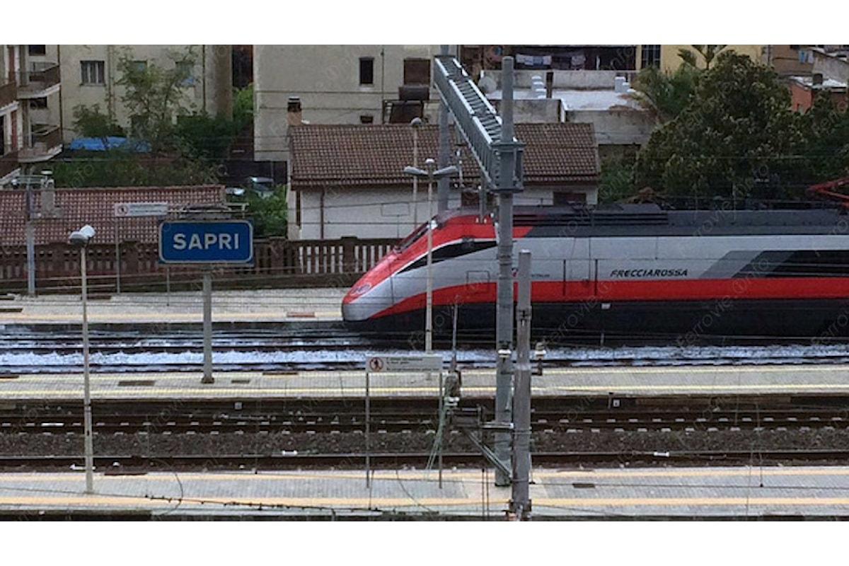 Campania: più treni verso il mare