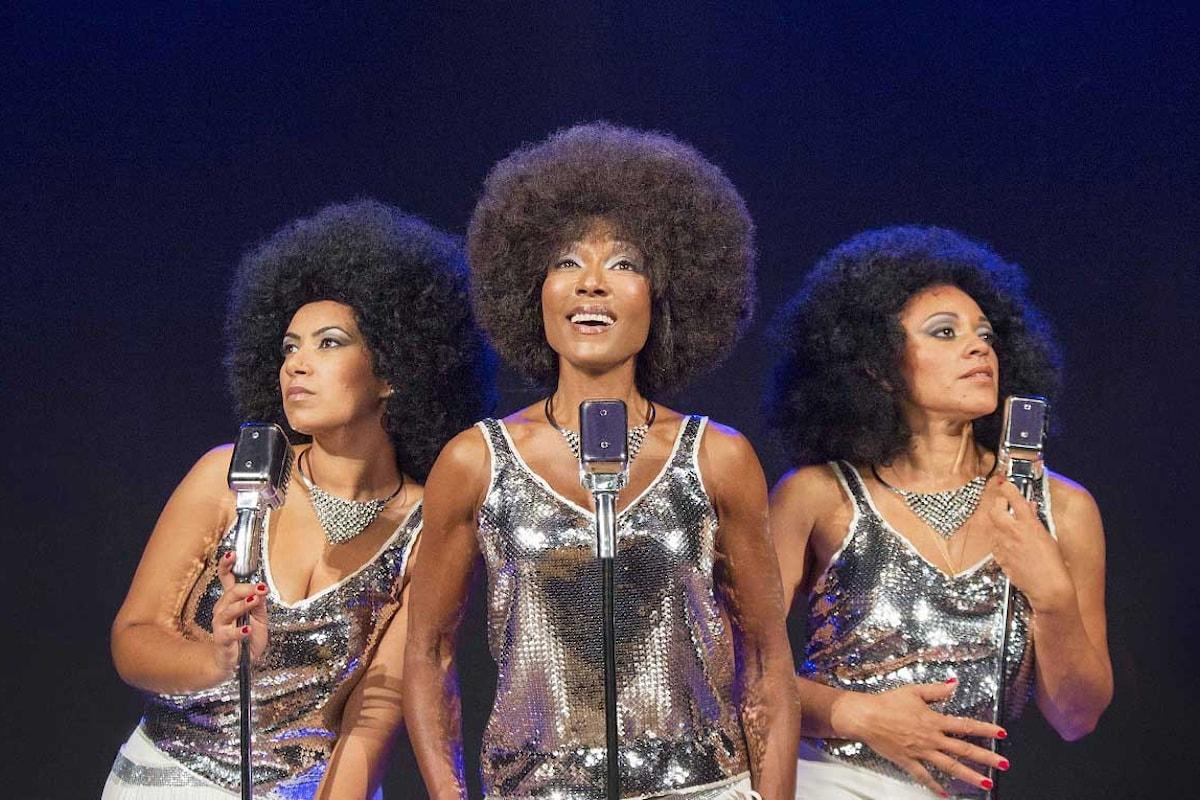 Amii Stewart al Teatro Olimpico nel musical La via del successo