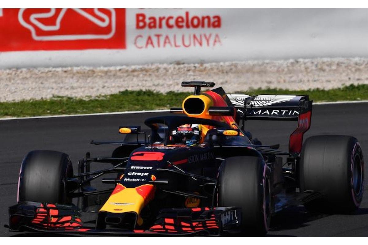 F1, domenica prossima i team si sfideranno sul circuito di Barcellona